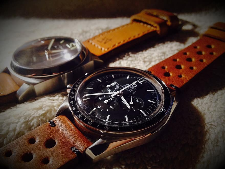 The Best Watch Band Replacement for OMEGA Speedmaster