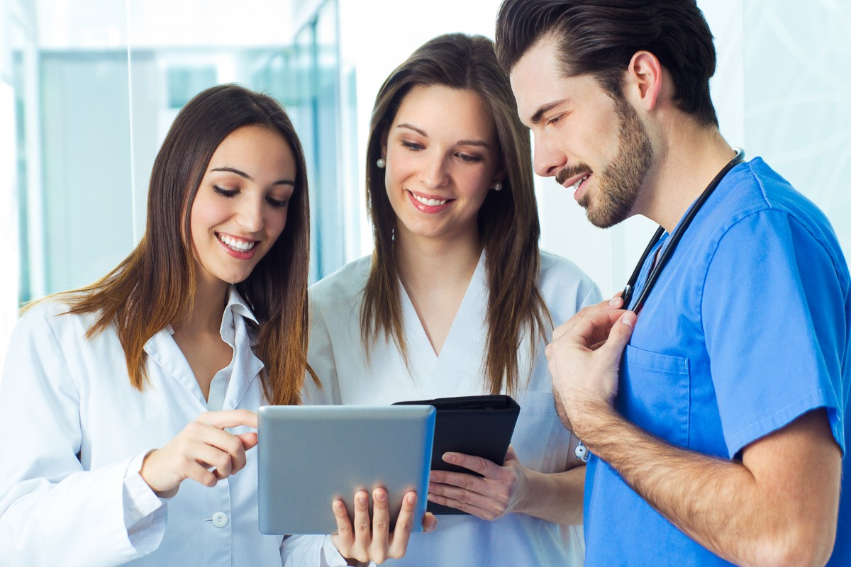 All About E-Learning for Professionals in Healthcare