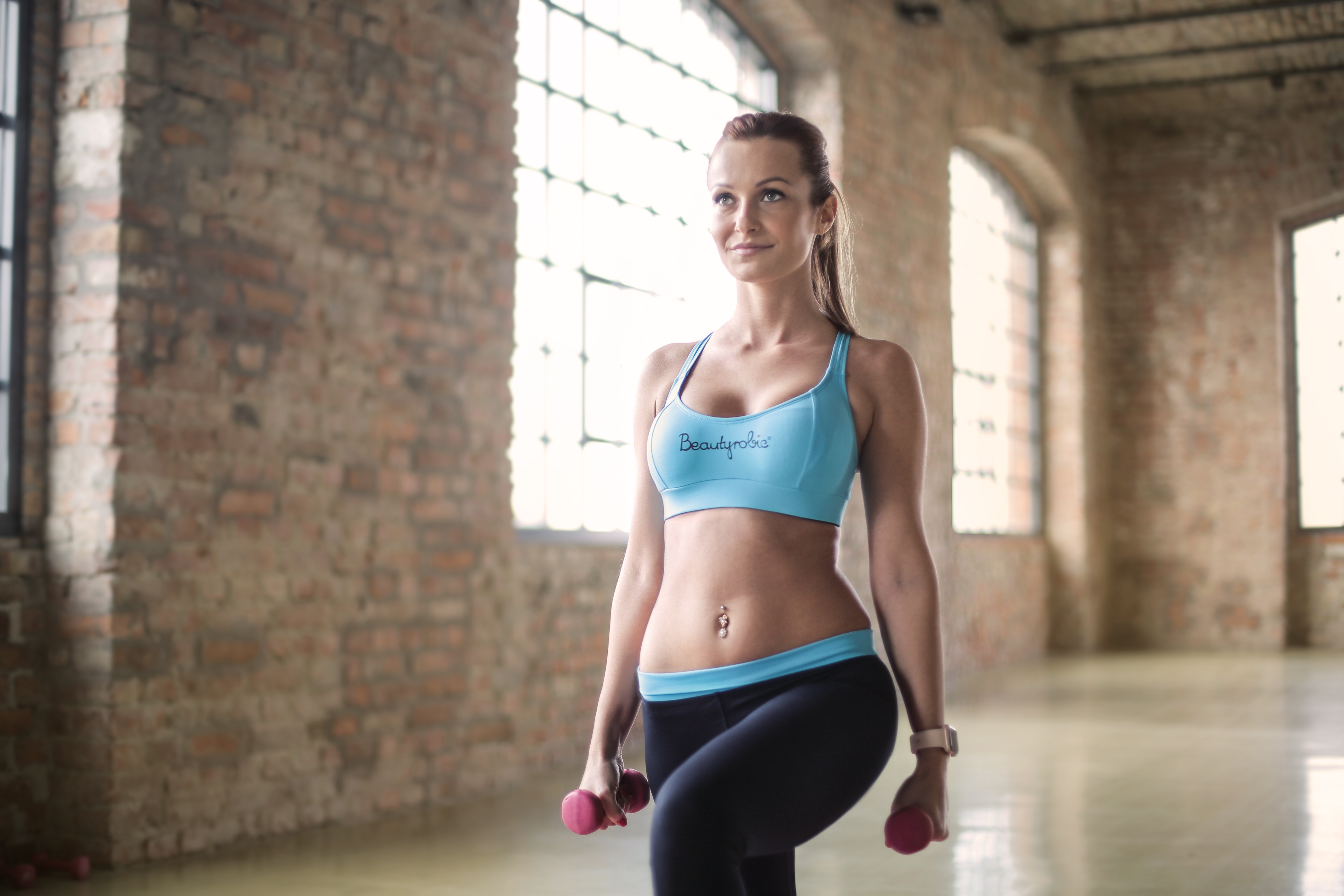 5 Best Workouts at Home to Lose Weight and Get a Flat Belly